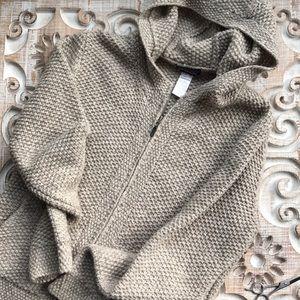Patagonia Sweater Cardigan, size L  w/pockets